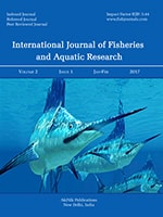 International Journal of Fisheries and Aquatic Research
